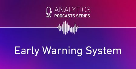 Analytics podcast - Early warning system