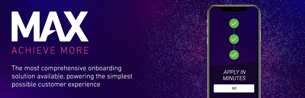 MAX - The most comprehensive onboarding solution available
